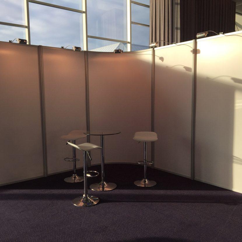 3Mx3M Default Stand & Furniture - RAI Amsterdam