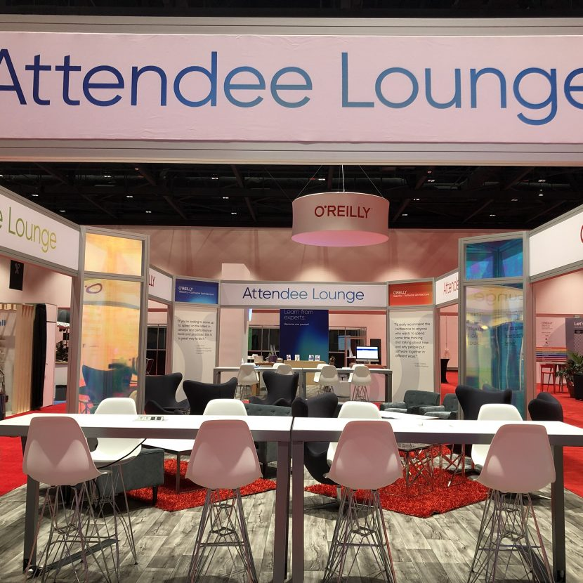 Scalable Attendee Lounge