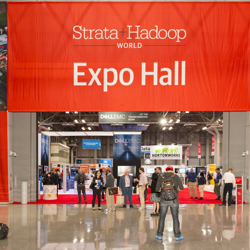 Expo Hall Entrance Banner