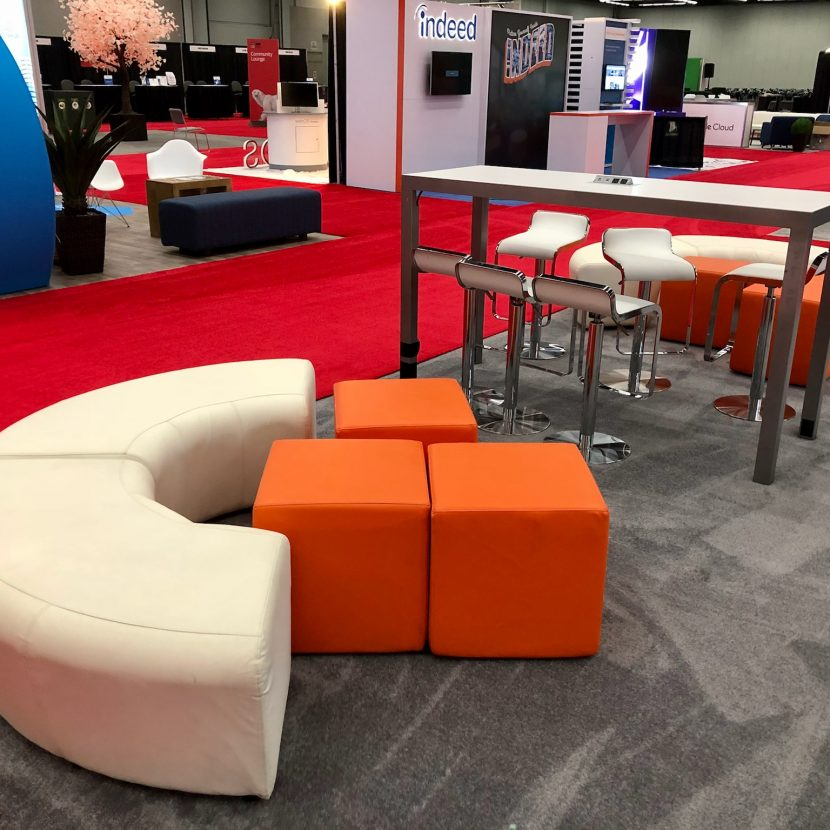 Sponsored Lounge Soft Seating