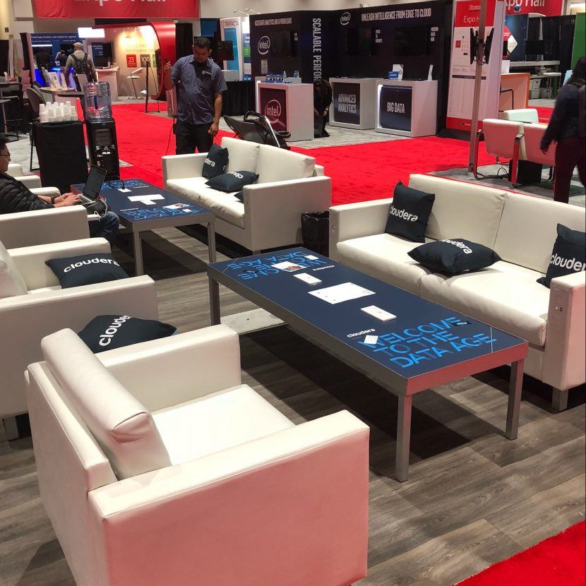 Sponsored Recharge Lounge