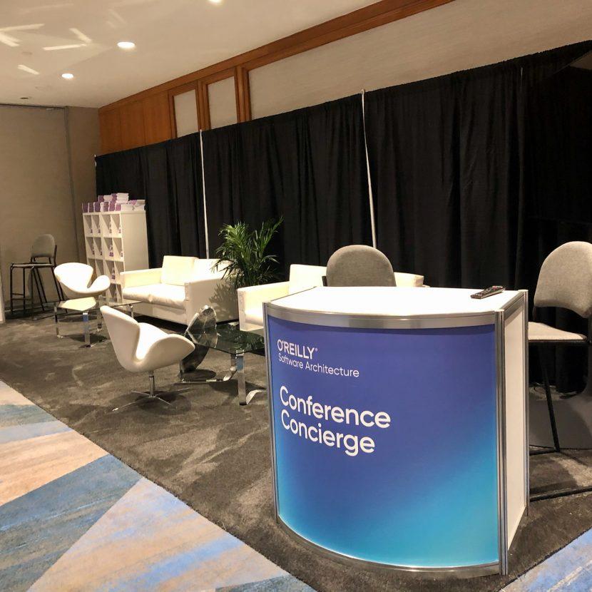 Conference Concierge Lounge