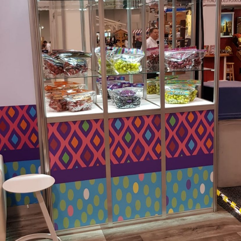 Branded Food & Product Showcase