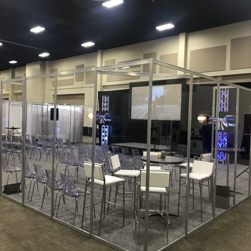 Exhibit Hall Session Theater