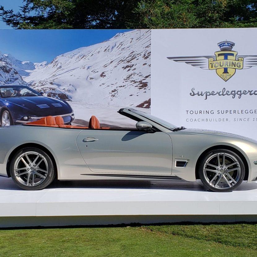 Touring Superleggers Stage - Car Week Monterey