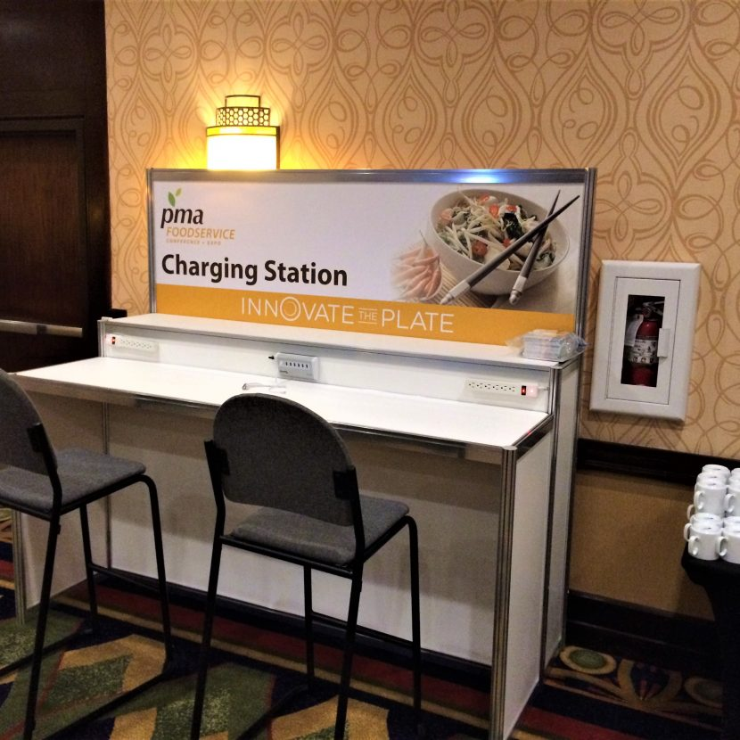Tabletop Charging Station