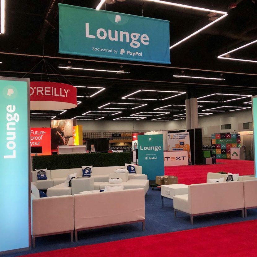 Sponsored Lounge